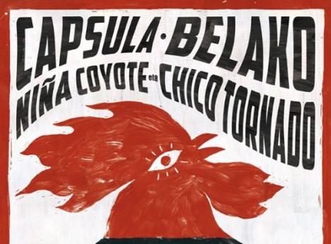 BELAKO Y CAPSULA ZENTRAL