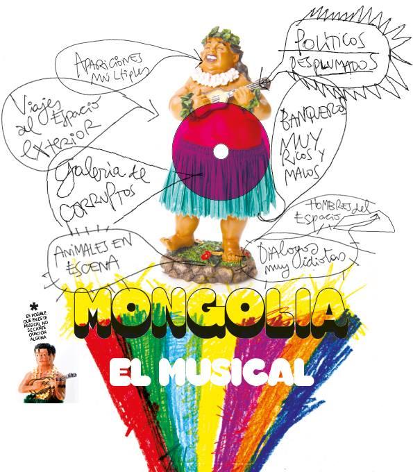 MONGOLIA MUSICA